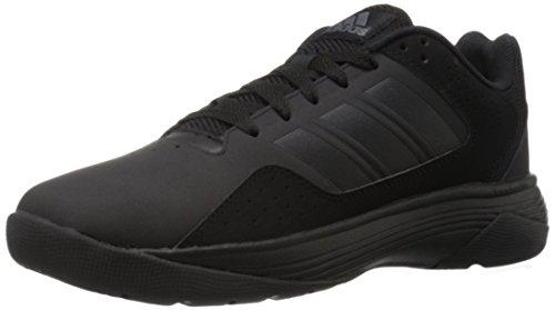 adidas Men's Shoes   Cloudfoam Ilation Basketball, Black/Black/Onix, (9 M US)