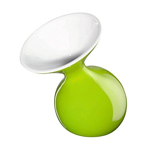 Vase H 10 cm D 7 cm 6 cm Kiwi