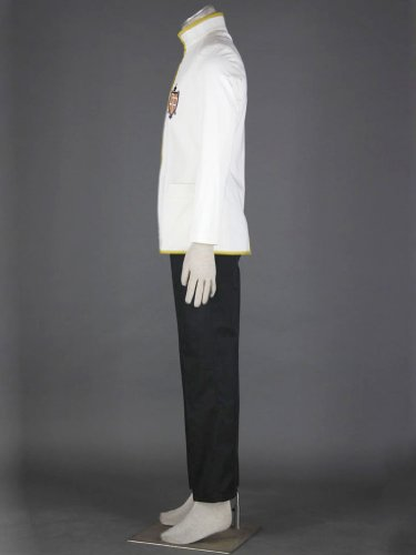 『BS372 桜蘭高校ホスト部 cosplay コスプレ衣装 コスチューム ♥須王 環 白制服 2代目 3点セット CV-065-C03 (XL)』の4枚目の画像