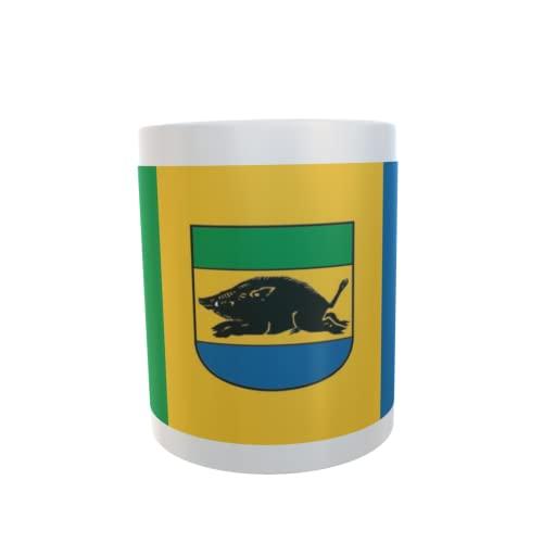 U24 Tasse Kaffeebecher Mug Cup Flagge Vipperow
