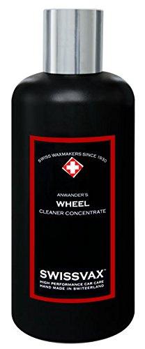 Swissvax Europe SWISSVAX WHEEL nettoyant concentré pour jantes, 250 ml