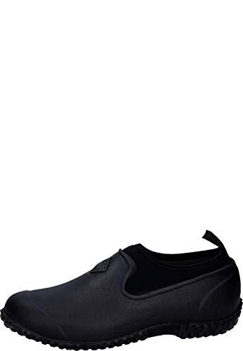 Muck Boots Women's Muckster II Low, Stivali di Gomma Donna, Nero (Black/Black), 38 EU
