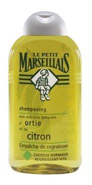 Shampoo with nettle extract & lemon