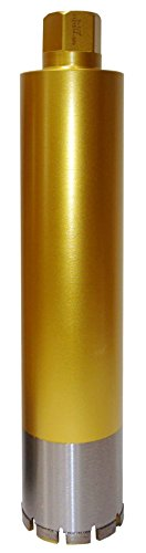 Concord Blades CBW03500SP 3-1/2 Inch Wet Concrete Diamond Core Drill Bit