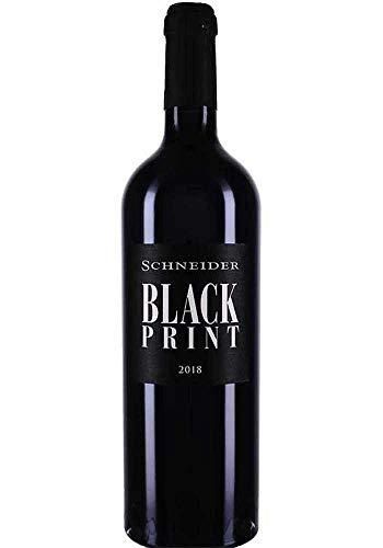 2018er Markus Schneider Black Print QbA