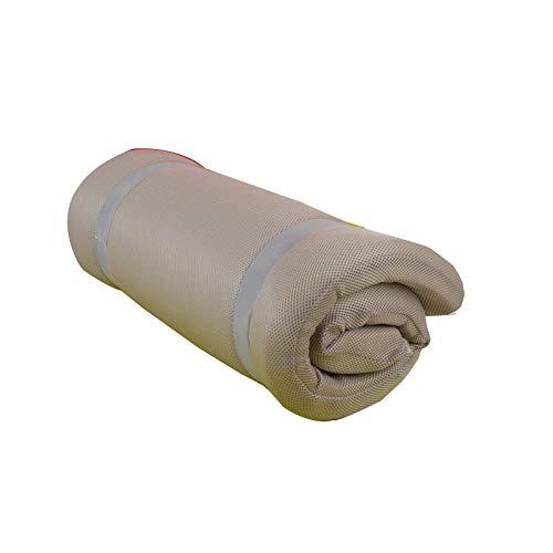 PIORAMA Colchón Enrollable Gris