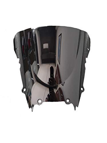 For Yamaha YZF600 R6 1998 1999 2000 2001 2002 Windshield WindScreen Double Bubble yzf 600 r6 98 99 00 01 02 CC YZF