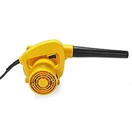 NGHSDO Souffleur 220V 1050W électrique Blower portatif Collecteur de poussière Ventilateur Aérosol Aspirateur Jardin de…