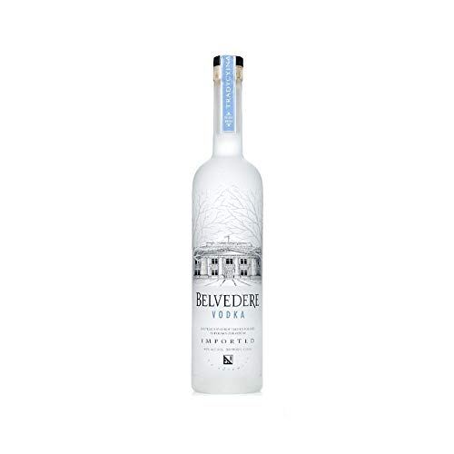 Photo of Belvedere Jeroboam Vodka with LED lighting, 300 cl
