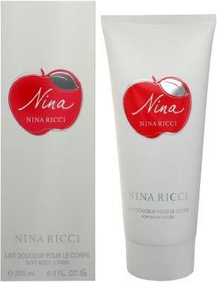 Nina De Nina Ricci Para Mujeres Soft Loción Corporal 6.6 Oz / 200 Ml