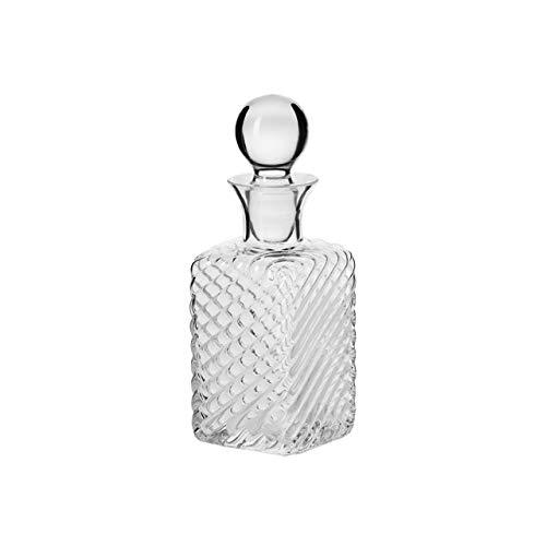 Krosno Square Whiskey Karaf Kristallijn Glas Handgemaakt
