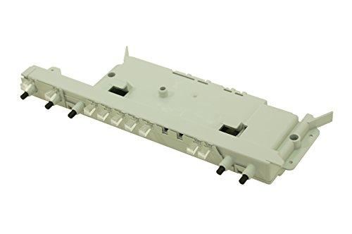 Lavavajillas Bauknecht Control Module Platine. Número de pieza original 481221838068 C00313654.