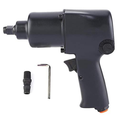 Llave de impacto neumática, herramienta de llave de impacto neumática industrial profesional Mini llave de impacto 1/2