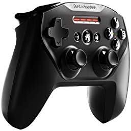 SteelSeries Nimbus+ Bluetooth Mobile Gaming Controller