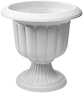 Classic Urn Planter, Stone, 14-Inch