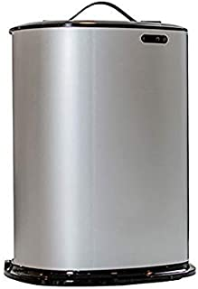 Innovia Automatic Paper Towel Holder & Dispenser, Counter-top Model, Kitchen Gadget Designed for Home and Office Use, Stainless Steel Finish