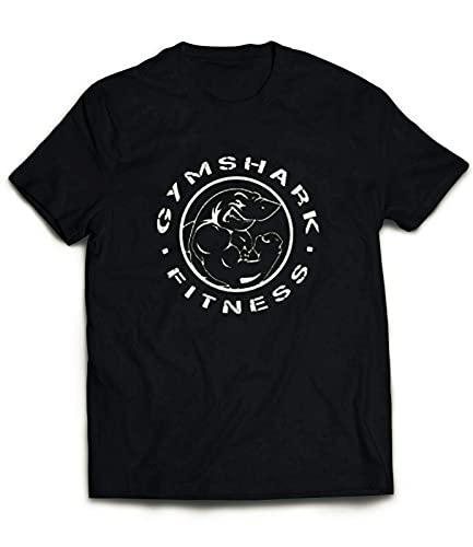 Gymshark Fitness Short Sleeve Tshirt Black S-4Xl Black XXL