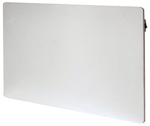 Chemin'Arte 100 - Pannello Radiante A Bassa Inerzia In Silicato Di Calcio Potenza 550W Copre Un Area Di 10Mq Tinteggiabile E Personalizzabile, Termostato Elettronico Digitale Dimensioni 80X11X60Cm