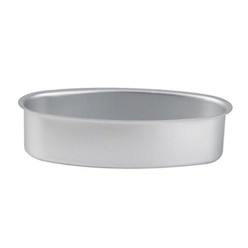 Deanyi - Molde Cocina Ovalado aleación Aluminio Tartas
