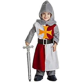 Disfraz de Cruzado Medieval para bebé y niño: Amazon.es: Juguetes ...
