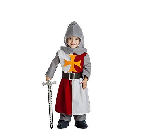Disfraz de Cruzado Medieval para beb y nio