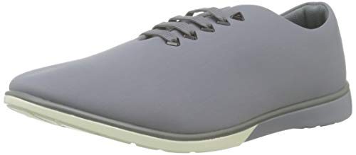 Muroexe Atom Eternal Dark Grey, Zapatos de Cordones Derby Unisex Adulto