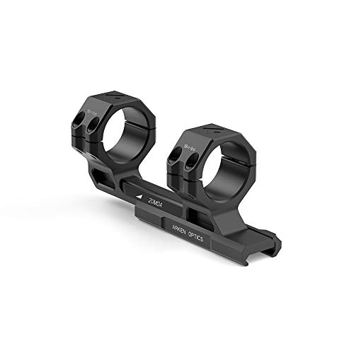 Arken Optics Rigid Precision 20 MOA 34mm Scope Mount for Precision Shooting