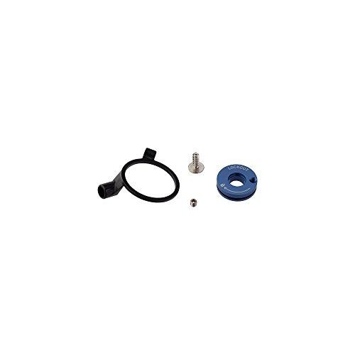 RockShox Fernbedienung Spule/Klemme Kit XC322013–2015/Recon Silber 2013–2015(17mm Pull Dämpfer und Pop-Loc/Bj. vor 2013Push Loc nur), 114018011001