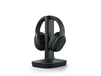 Sony L600 Wireless Digital Surround Dolby Audio Sound Overhead Headphones for Watching TV  WH-L600  Black 2.1