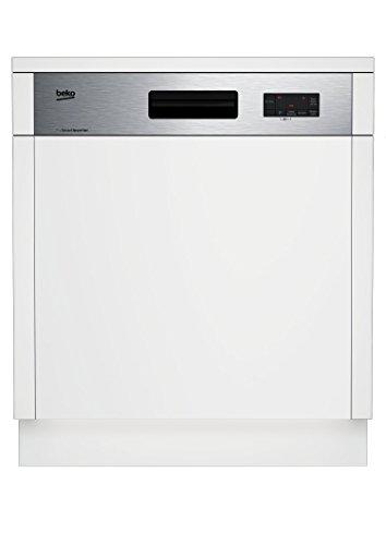 Beko DSN15420X Geschirrspüler Teilintegriert / A++ / 266 kWh/Jahr / 3080 l/Jahr / 14 Maßgedecke