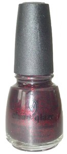 China glaze Nail Lacquer - Lubu Heels, 14 ml