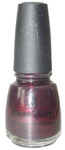 China Glaze Nail Polish, Lubu Heels 601