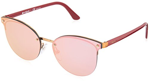 Vogue 0VO4089S Montures de Lunettes, Or (Brushed Light Pink Gold), 60 Femme