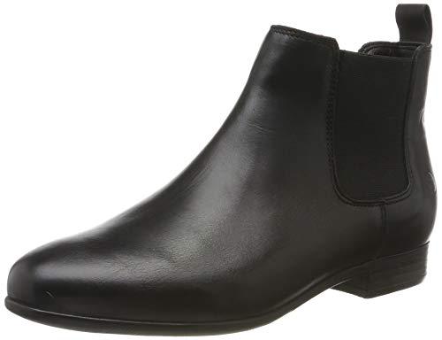 Tamaris Damen 1-1-25326-23 Chelsea Boots, Schwarz (Black 1), 38 EU