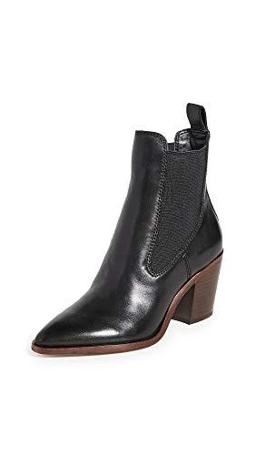 Dolce Vita Sabil Black Leather 11