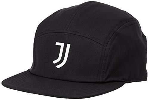 adidas Juve 5P cap Cappellino, Unisex – Adulto, Black/White, OSFM