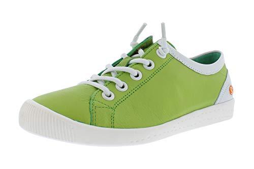 Softinos ISLA II - Zapatillas deportivas para mujer, color Verde, talla 40 EU