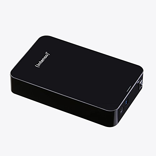 Intenso 3.5' Memory Center USB 3.0 8000GB Negro - Disco Duro...