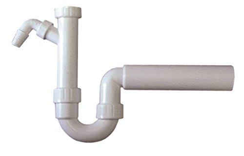 Afvoerafstand sifon max. 150 mm 50 mm recht 1 ø 50 mm wit 11/94 2' 11/94 2' PP