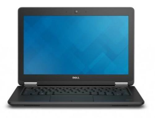 DELL Latitude 12 Schwarz Notebook 31,8 cm (12.5 Zoll) 1366 x 768 Pixel 2,3 GHz Intel® Core™ i5 der fünften Generation i5-5300U - Notebooks (Intel® Core™ i5 der fünften Generation, 2,3 GHz, 31,8 cm (12.5 Zoll), 1366 x 768 Pixel, 8 GB, 128 GB)