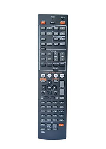 PROROK New Remote Control Compatible for Yamaha A/V Receiver ZF303200 ZF303500 RX-V373 HTR-3066 HTR-3066BL HTR-4064 HTR-4064BL HTR-4066 HTR-6063 RX-V373BL RX-V375 RX-V375BL RX-V471