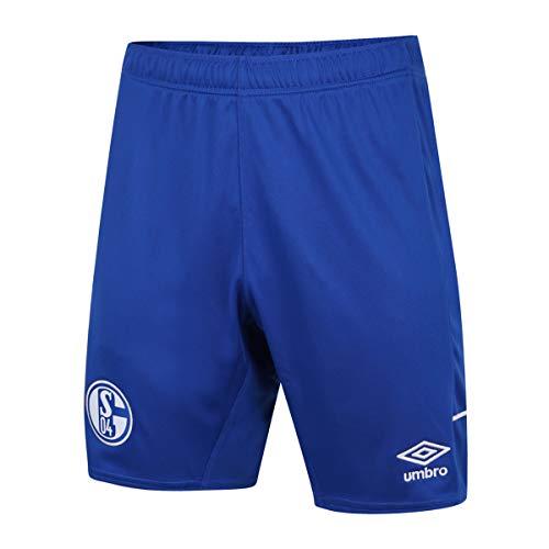 UMBRO FC Schalke 04 Away Short - JNR - YL