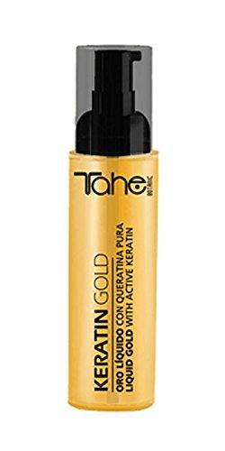 Tahe Botanic Acabado - Queratina Oro, 125 ml