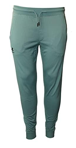Under Armour Men's UA Sportstyle Joggers Pants 1352099 (Lichen Blue, XX-Large)