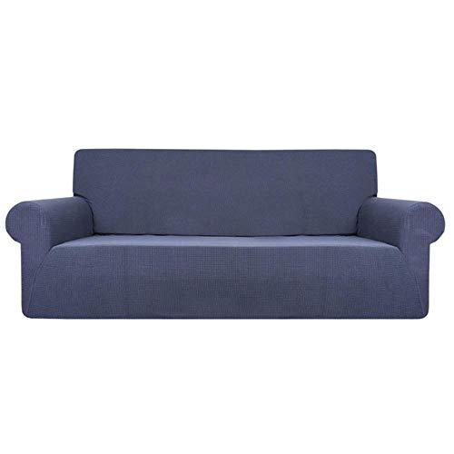 Y-GRMM Sofabezug wasserdicht einfarbig Bezüge für Wohnzimmer Sessel Stretchbezüge Sofas elastisch, 10,1 Sitzplätze