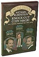 Knock Outコインマジックマイケル・R、DVD