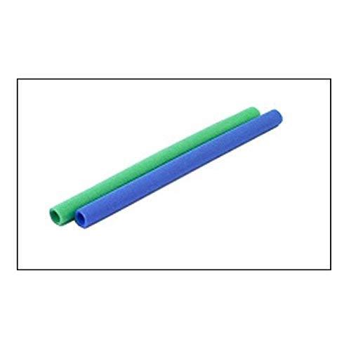 Hudora 2 tubos de espuma de 25 mm de diámetro y 100 cm de largo.