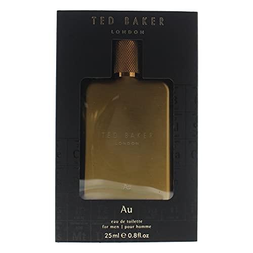 Ted Baker Tonics herenfles, goudkleurig 25ml