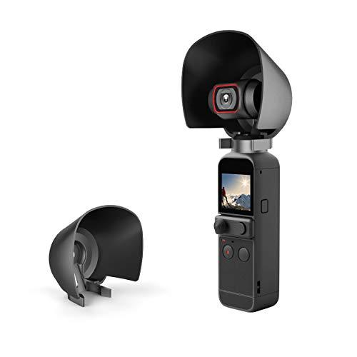 STARTRC OSMO Pocket 2 Lens Parasole Copertura per DJI OSMO Pocket 2 Maniglia Accessori per fotocamera cardanica