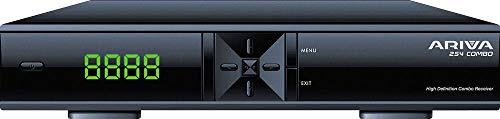 Ferguson ARIVA 254 Combo, CI+, H.265, DVB-S2, DVB-T2, DVB-C, HD Media Player, WEB Services